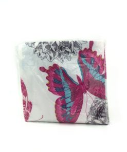 Butterfly pillow cover 1