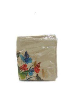 tree of butterflies pillow cover
