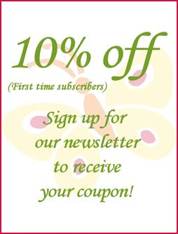 Joyful Butterfly Newsletter
