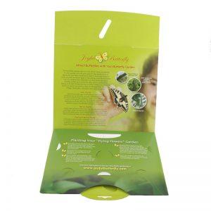 Butterfly Garden Seed Packet inside information
