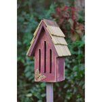 Butterfly garden house
