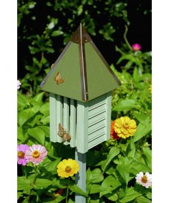 Celery colored Butterfly houses for sale