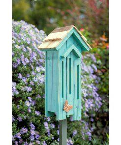 butterfly house flutter flat